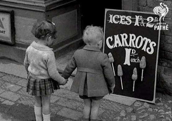 ice carrots